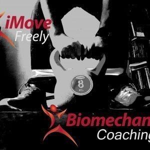 biomechanics per session