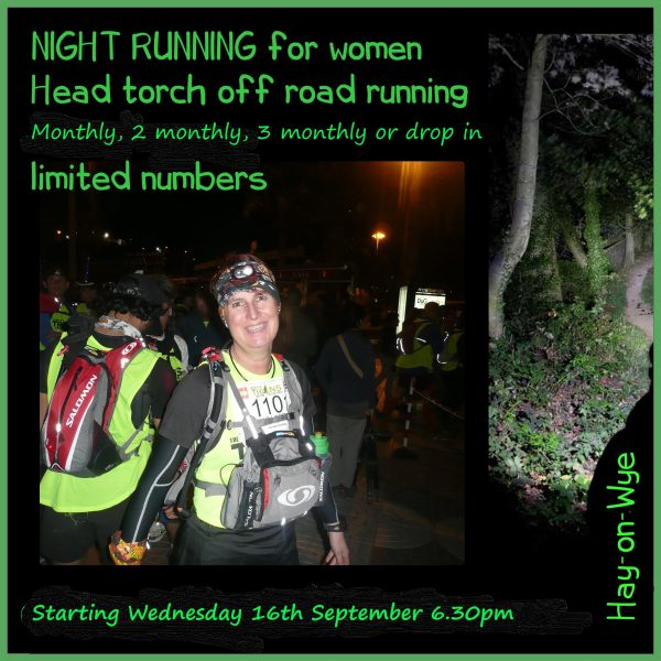 Womens Night Time Running Group